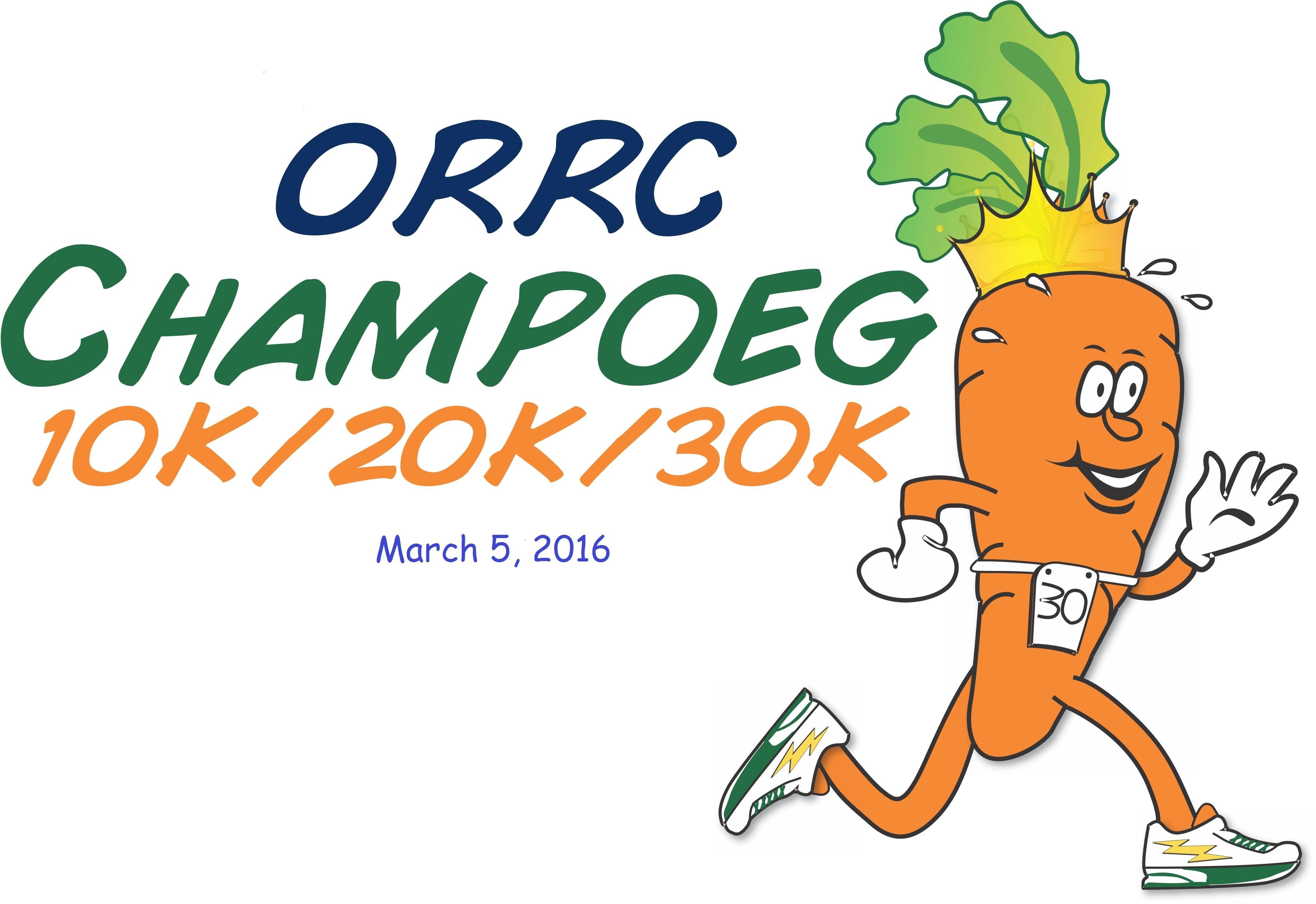 ORRC Champoeg 10K_20K_30K 2016